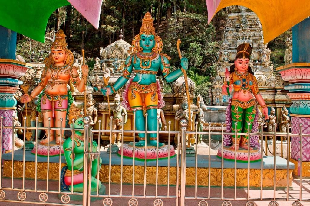 Alena Spurna - LIBER Sri Lanka hindu chrám 2016-02