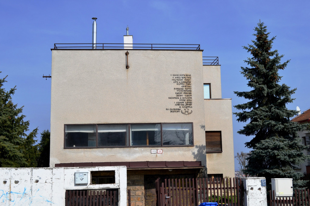 Bratislava Mudroňova 26 - Wikipedia