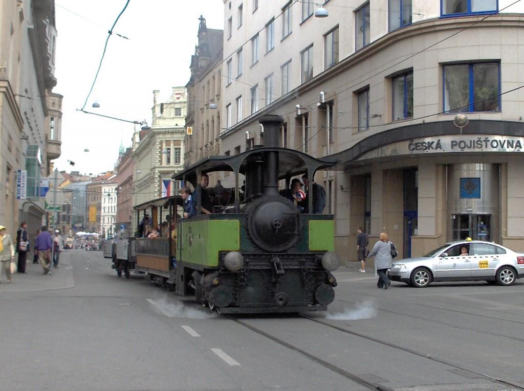 Brno - 140. výročie MHD, 6.6.2009 (1)
