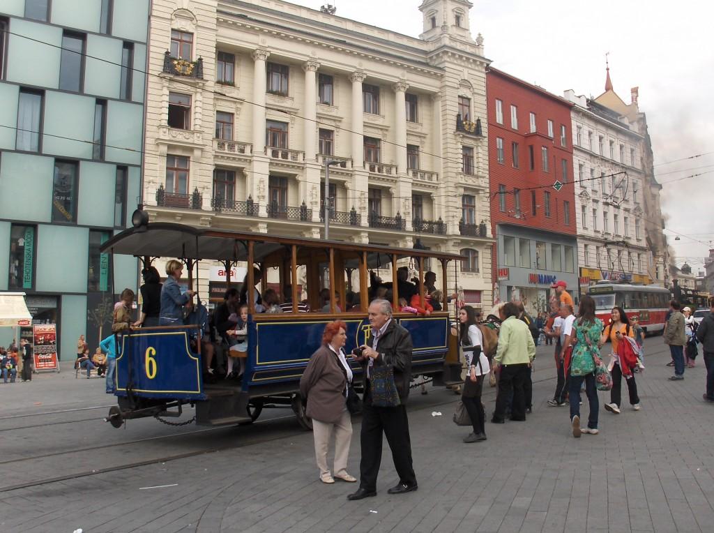 Brno - 140. výročie MHD, 6.6.2009 (2)