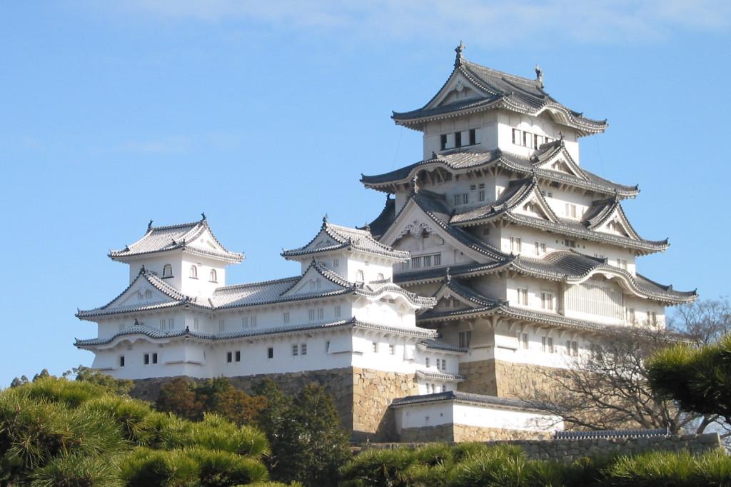 Himeji Castle - Wikimedia