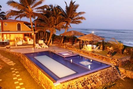 Hotel Koggala 26 bazén