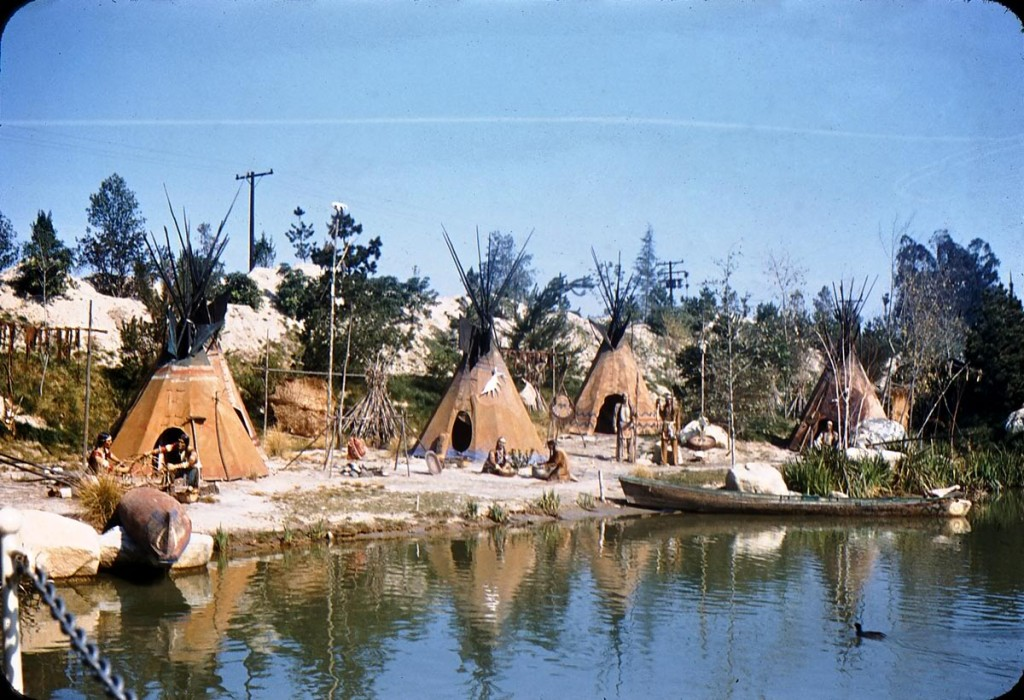 INDIÁNI osada