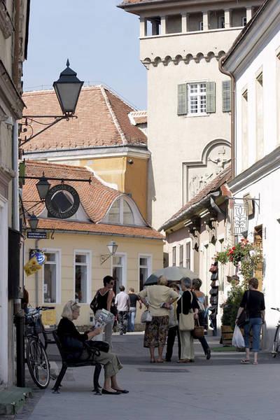 Köszeg - ulica