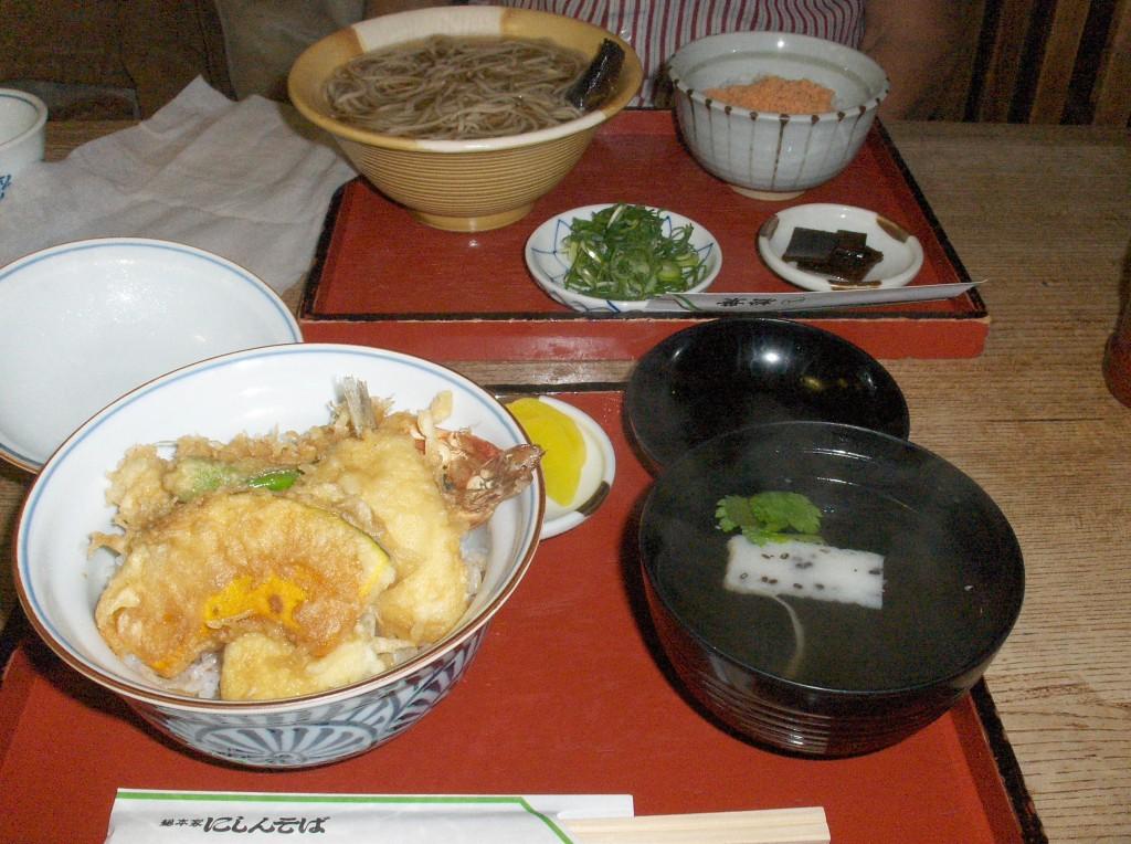 Kyoto - večera pre dve osoby