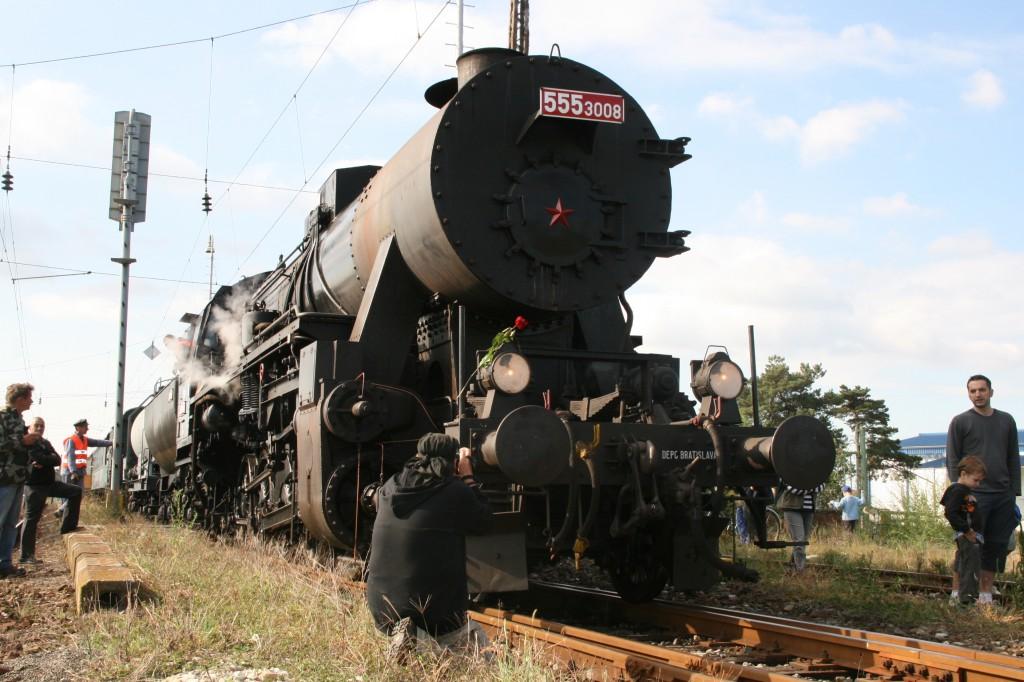 LIBER 15.9.2012 parný vlak