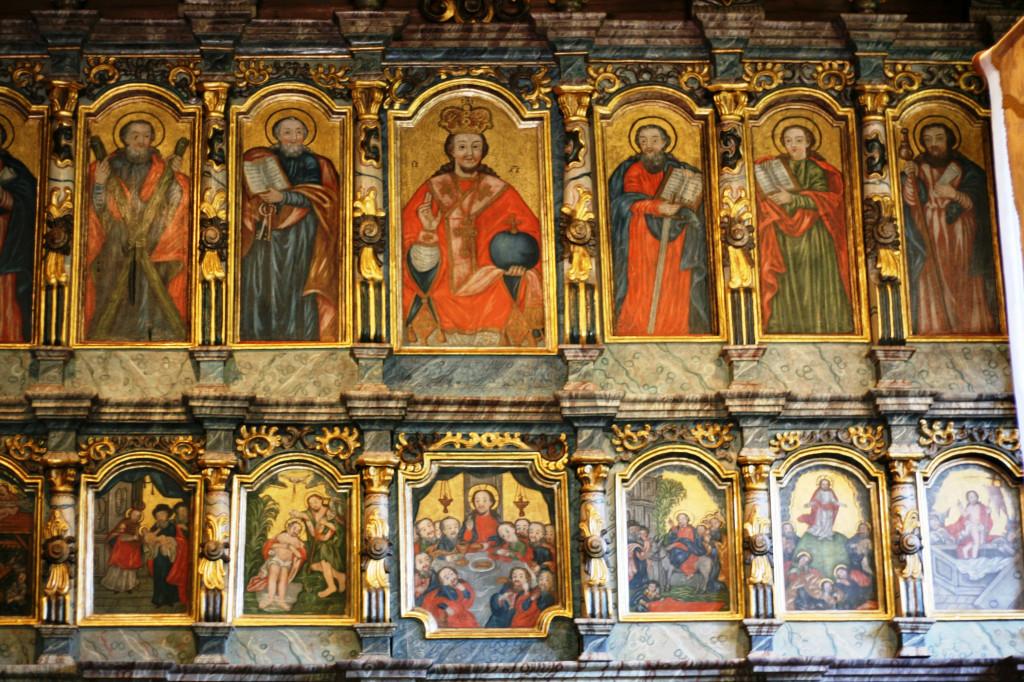LIBER Bodružal - interiér kostola 2017-09-30