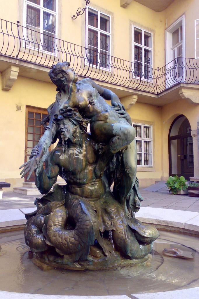 LIBER - Mirbachov palác