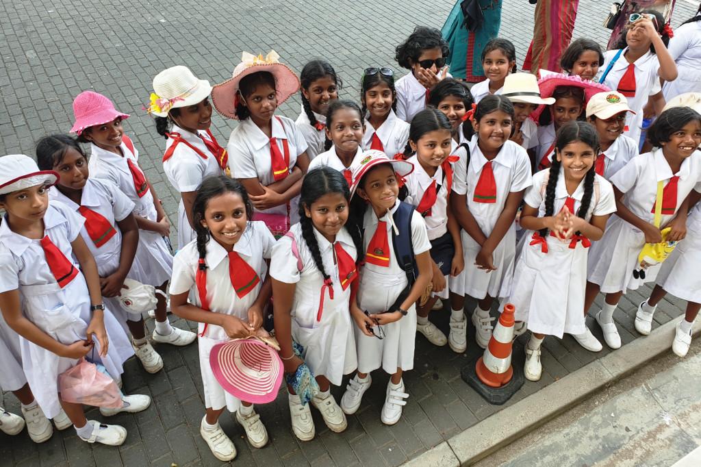 LIBER Srí Lanka Galle - školský výlet