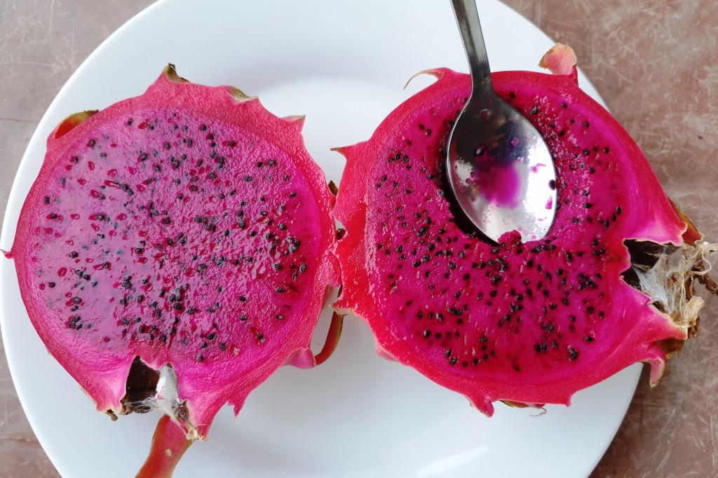 LIBER Srí Lanka Polhena - dragon fruit & pitaya