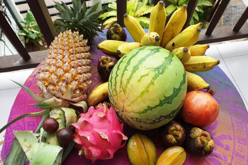 LIBER Srí Lanka Polhena - ovocie