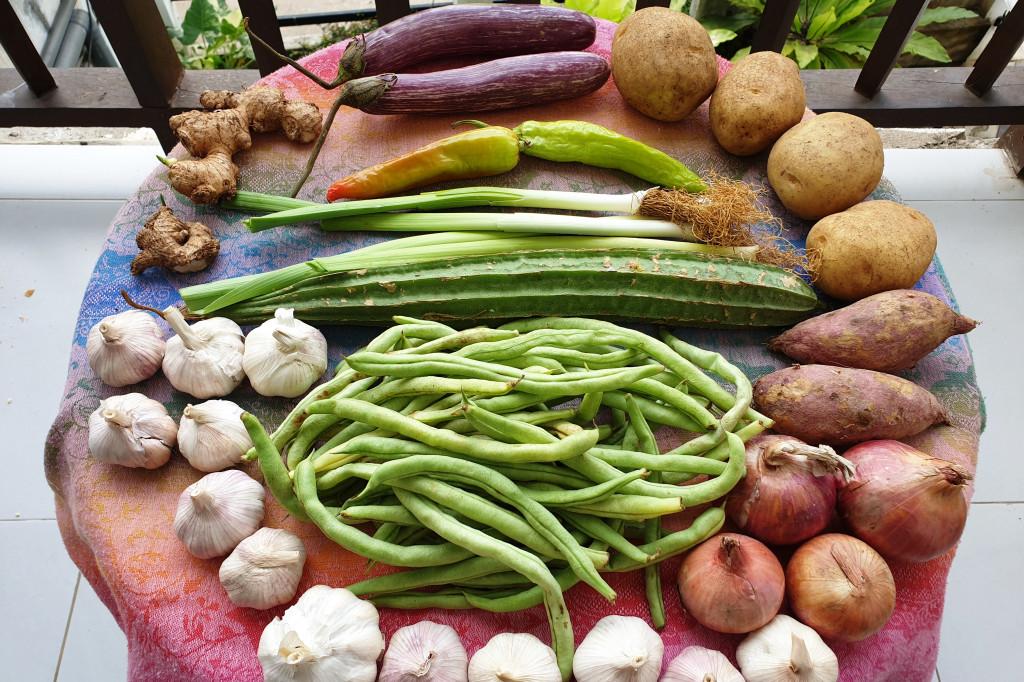 LIBER Srí Lanka Polhena - zelenina