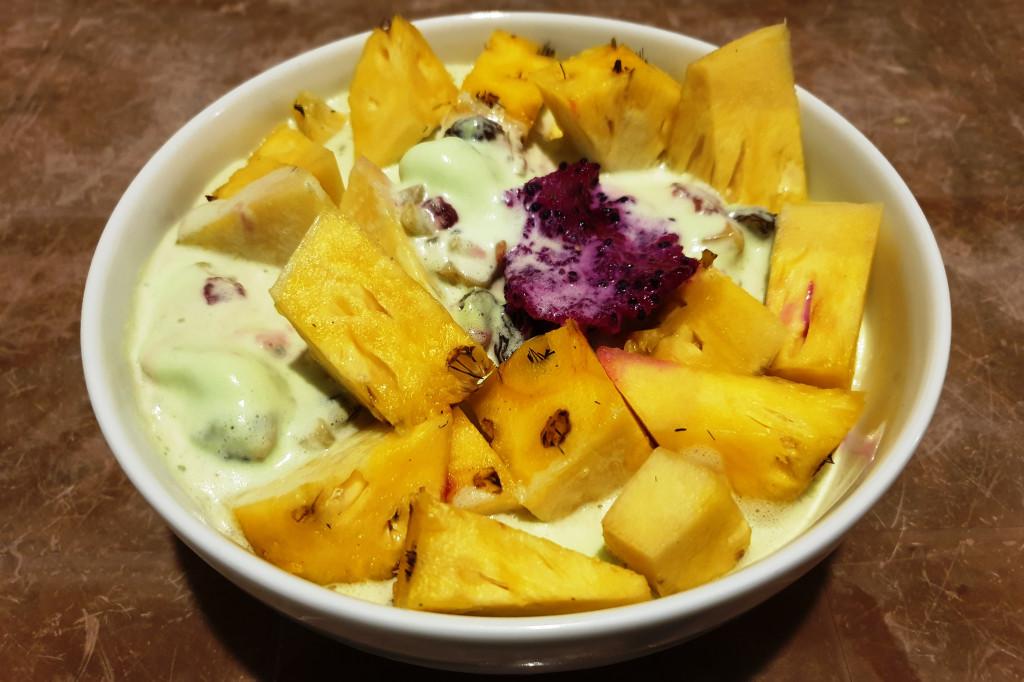 LIBER Srí Lanka Polhena - zmrzlina s ovocím