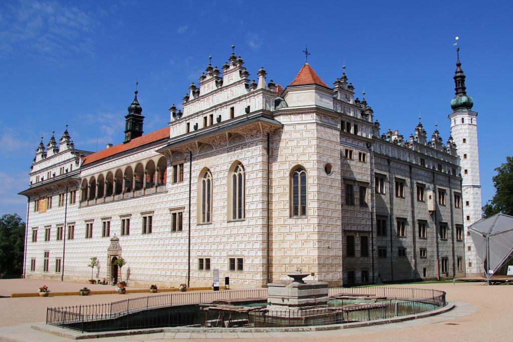 Litomyšl zámek - Wikipedia