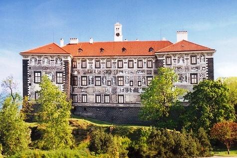 Nelahozeves sgraffito, zdroj: Lobkowicz.cz