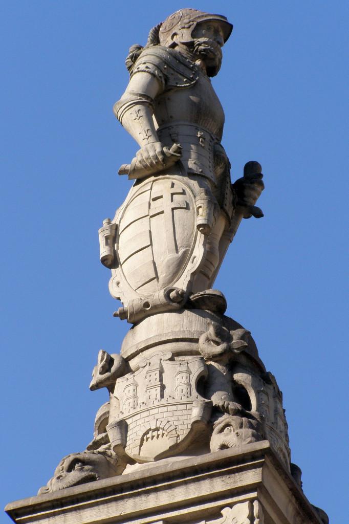 Maximilianova fontana - Wikipedia, Ľubomír Repta