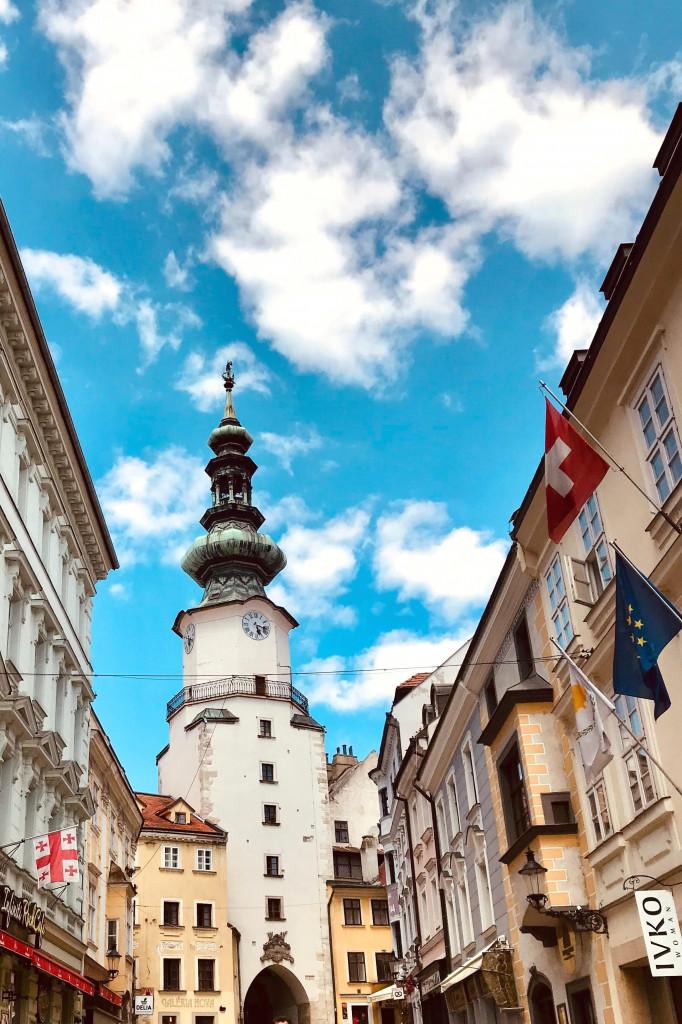 Michalská veža - unsplash.com Gabriela Slovak