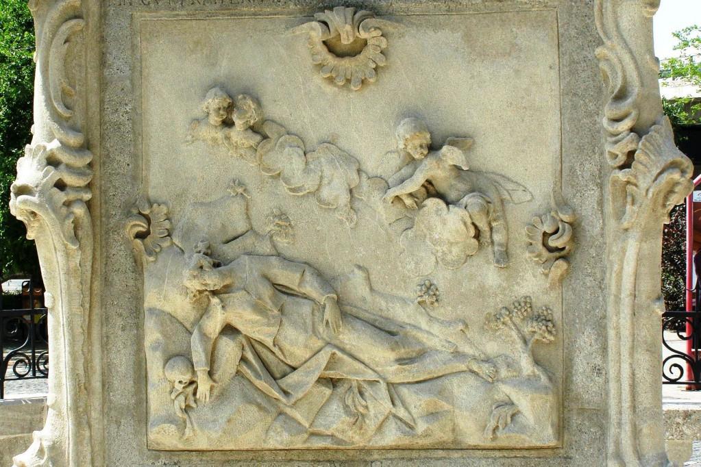 Morovy stlp a sv. Rozalia - Wikipedia