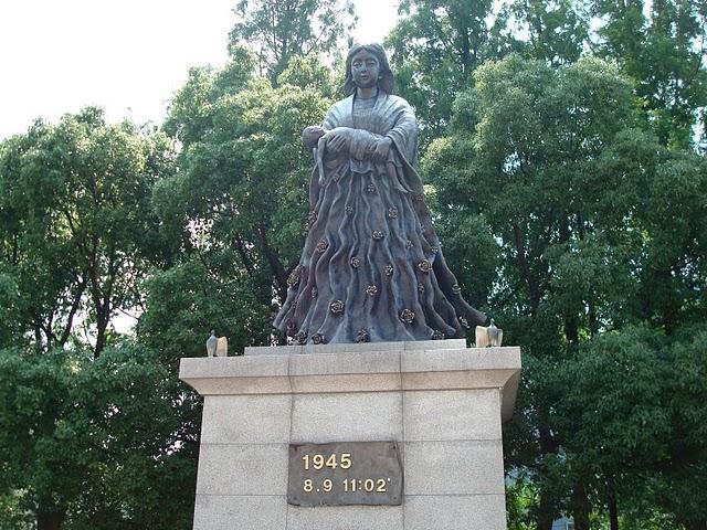 Nagasaki - socha