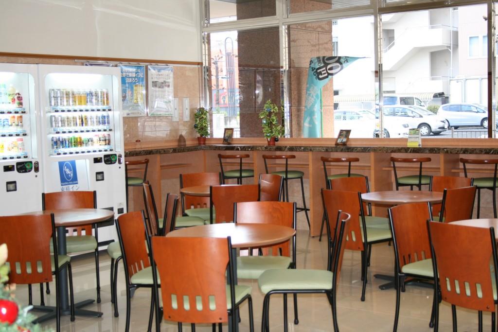 Nara - Toyoko-inn jedáleň a nápoje