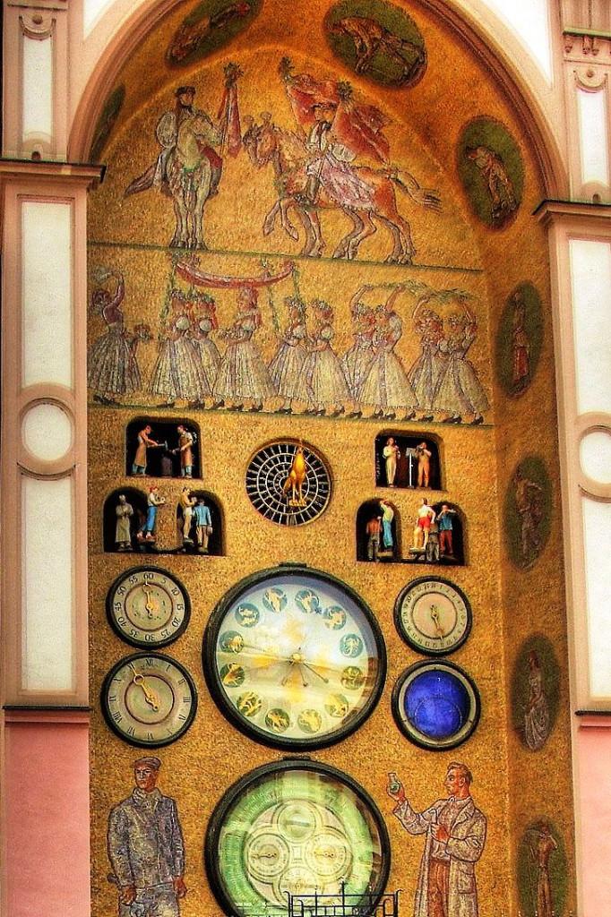 Olomouc orloj - Wikipedia