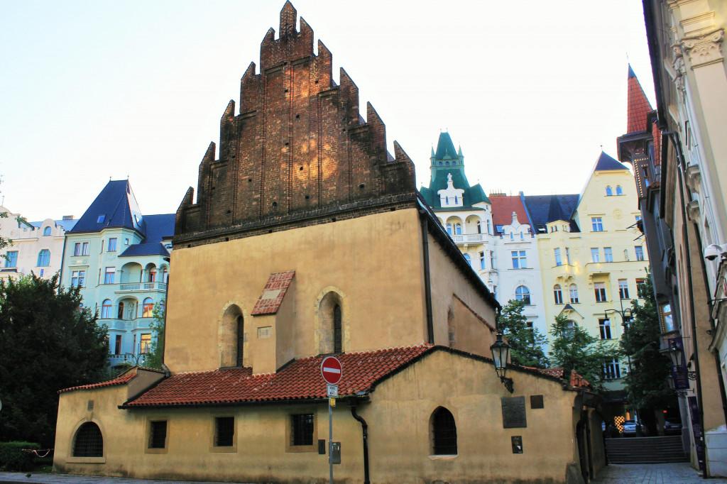 PRAHA 2014 - Staronova synagoga - Wikipedia