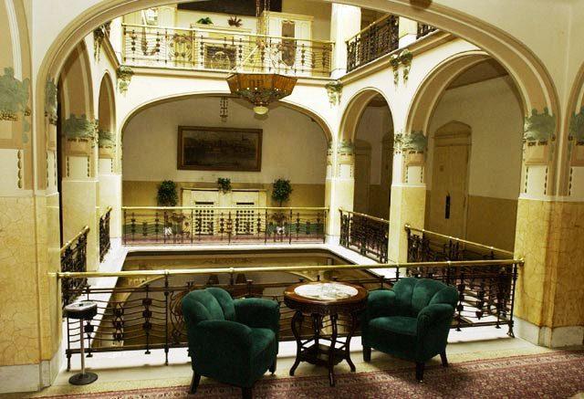 Praha - hotel