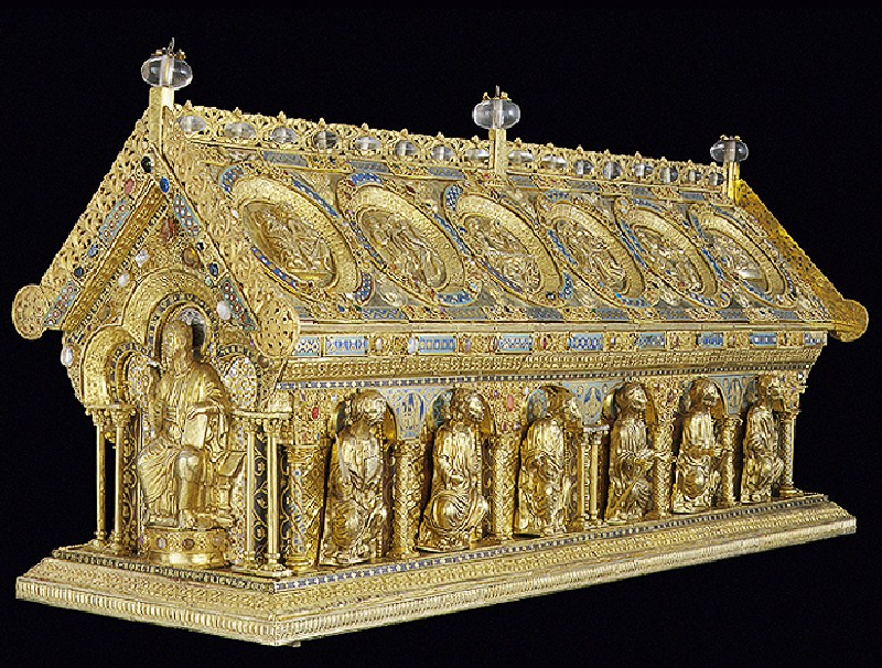 Praha - relikviár