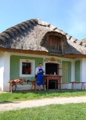 STRÁŽNICA - dom skanzenu