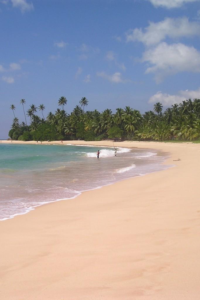 Srí Lanka - Koggala pláž (405)