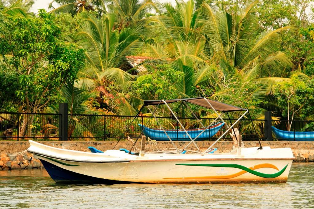 Srí Lanka - jazero Koggala _MG_7786