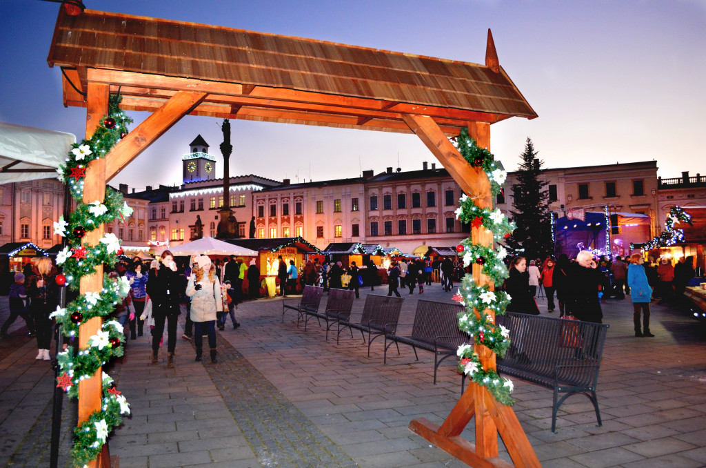 Vianocne trhy Novy Jicin - IC