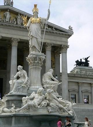 Viedeň - Parlament