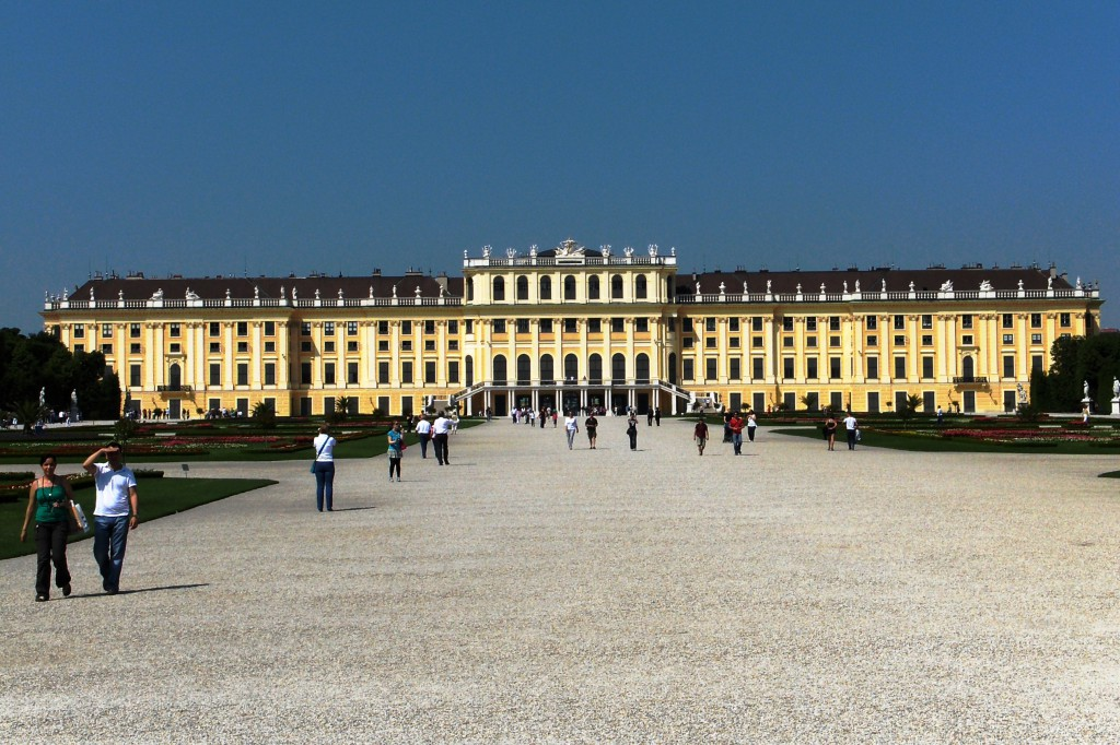 Vieden - Schonbrunn