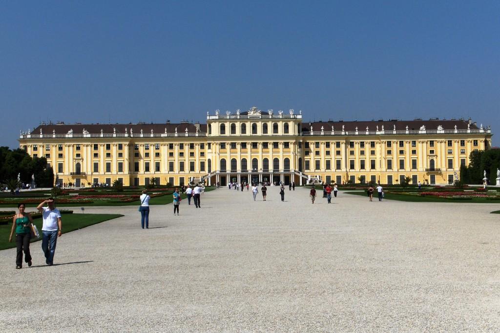 Vieden - Schonbrunn 107