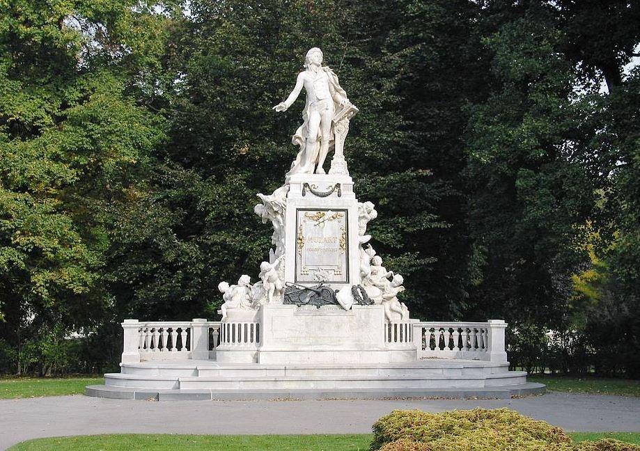 Wiki - Burggarten Mozart