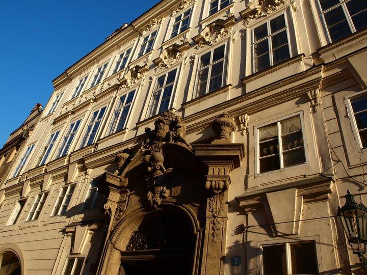 Wiki Colloredo Mansfeld Praha