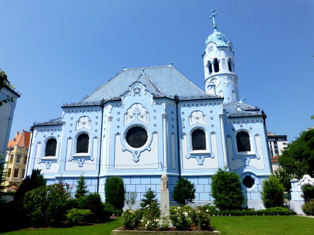 Wikimedia - Bratislava - Kostol svätej Alžbety