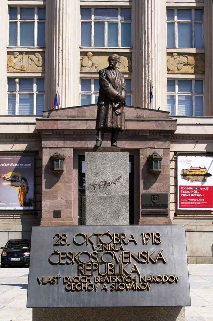 Wikimedia Bratislava TGM