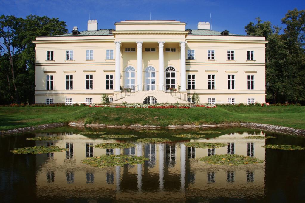Wikimedia - Nový zámek Kostelec nad Orlicí
