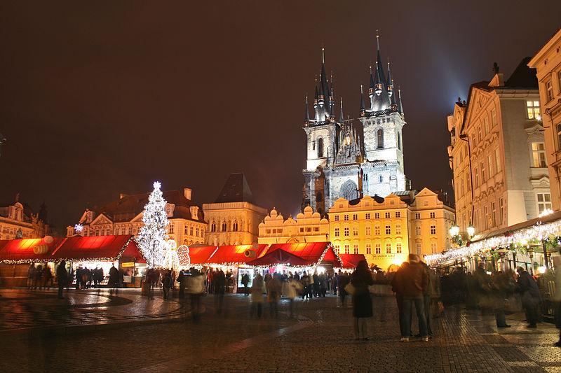 Wikimedia PRAHA Staroměstské náměstí vánoce 08