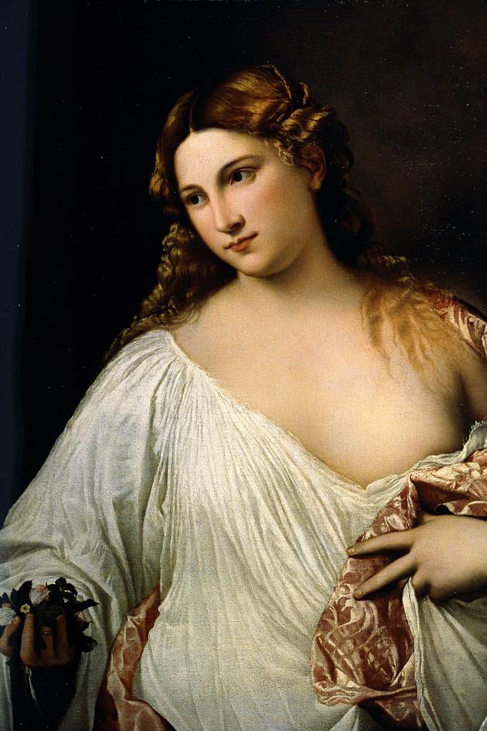 Wikimedia Tiziano - Flora (Google Art Project)