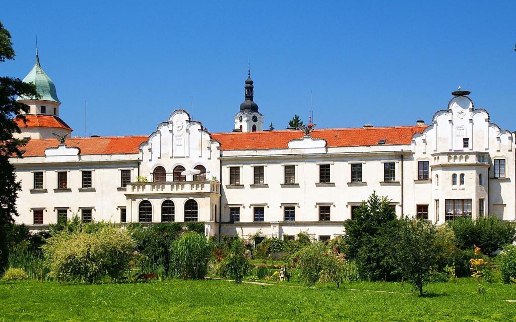 Wikimedia - Zámek Častolovice