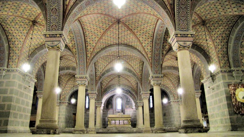 Wikipédia - Pécs crypt. cathedral
