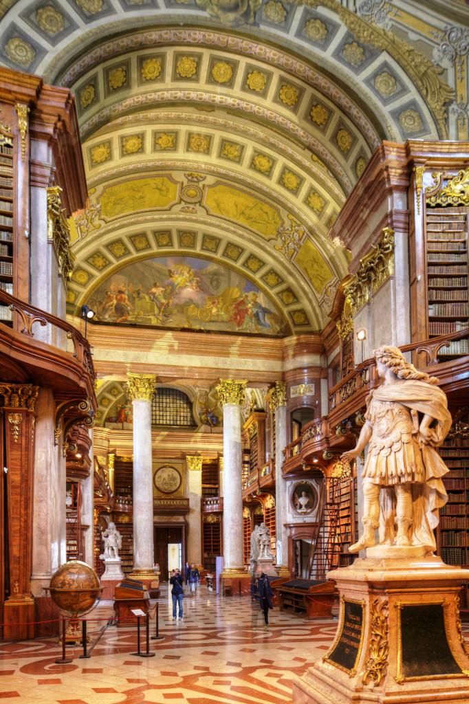 Wikipedia - Österreichische Nationalbibliothek