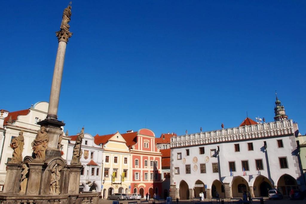 Wikipedia Český Krumlov námestie