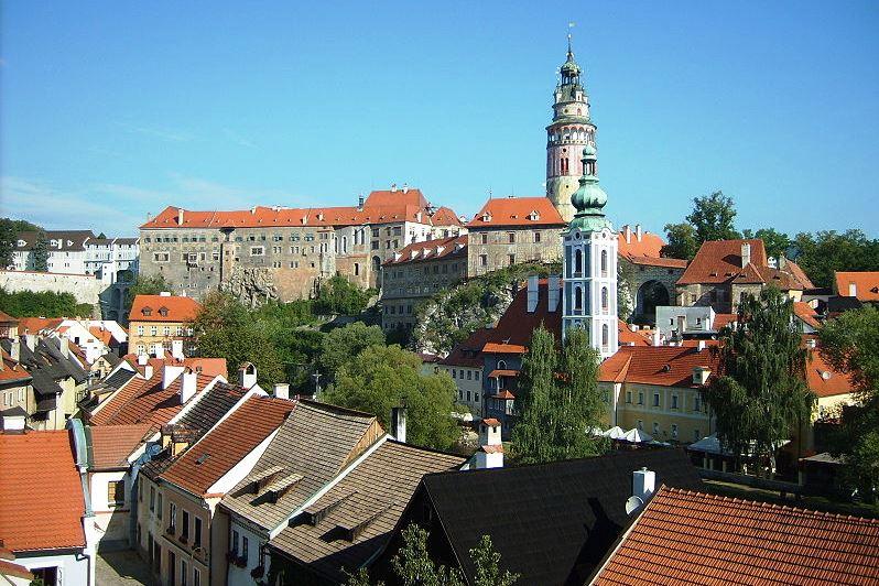 Wikipedia Český Krumlov
