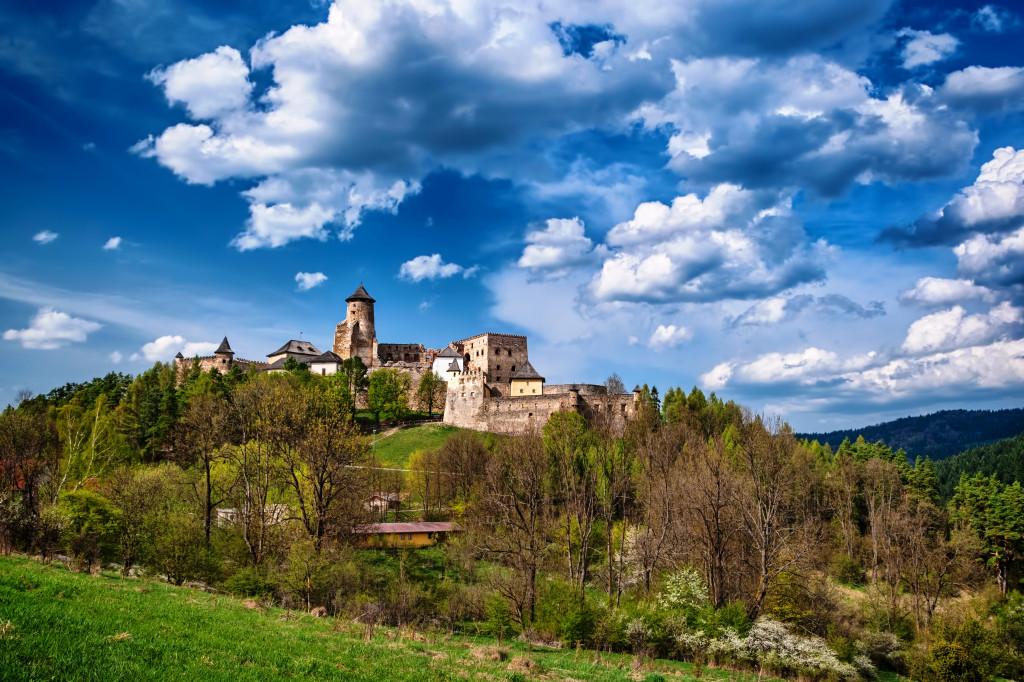 Wikipedia - Ľubovniansky hrad Apríl 2013