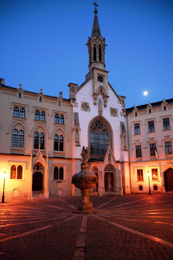 Wikipedia - Šopron Uršulínsky kostol