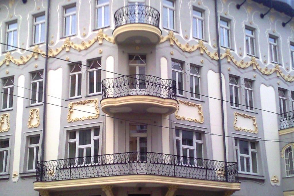 Wikipedia - Štúrova ul., secesný hotel